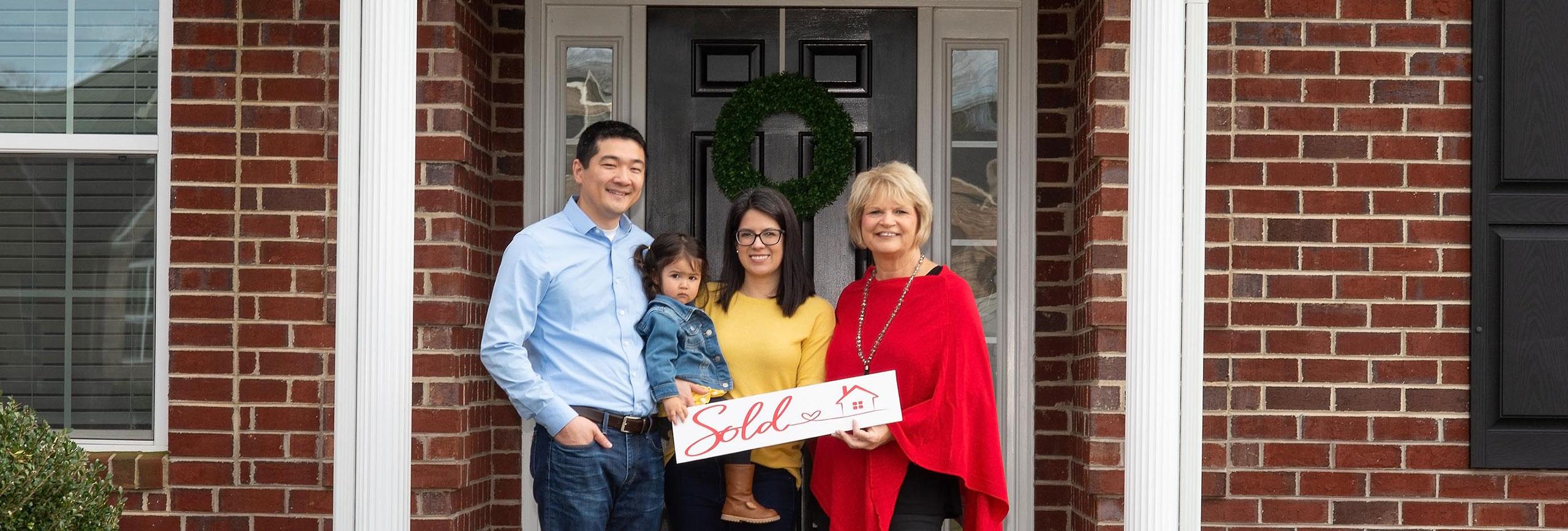Debbie Clontz Home Sellers Banner