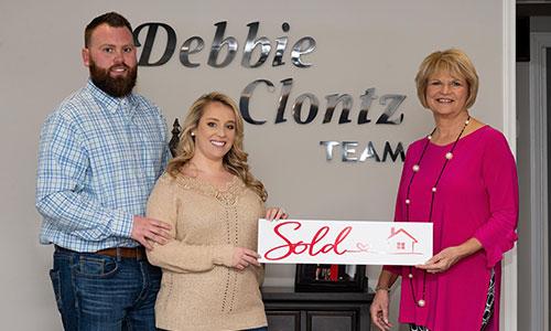 Debbie Clontz with Home Sellers